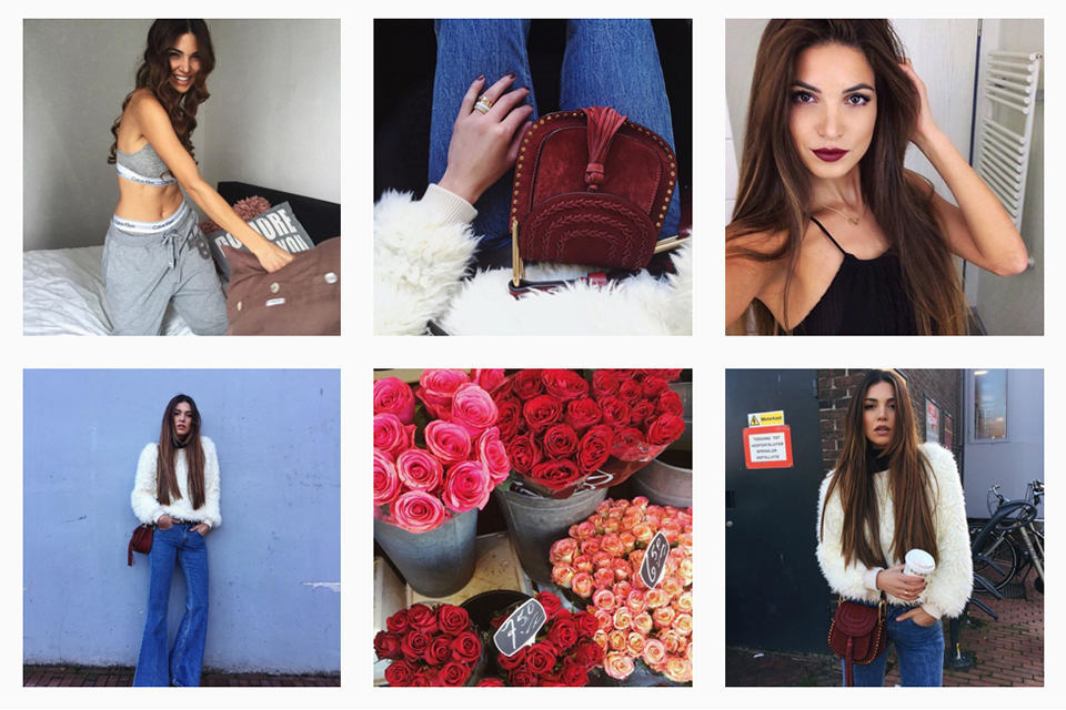PERFECT INSTAGRAMMER: @negin_mirsalehi