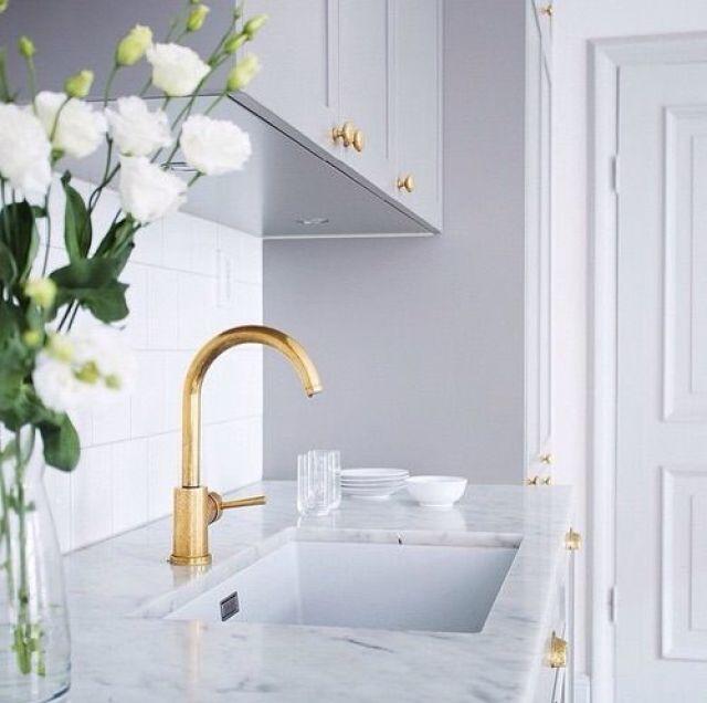 Top Gouden kraan in de keuken - Moet je doen! | ThePerfectYou.nl DM18
