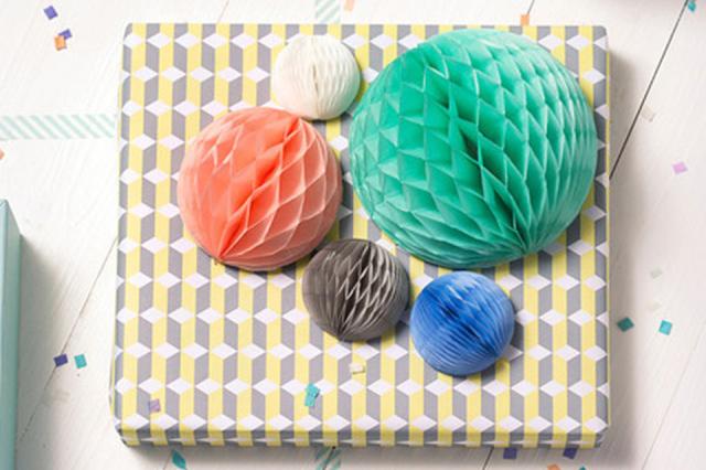 Zelf versiering maken for Ballonnen versiering zelf maken