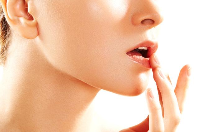 wat te doen tegen verbrande lippen