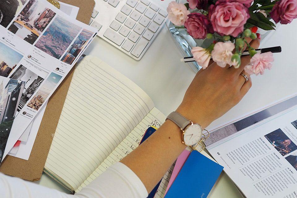 Blogtip: rond schrijven