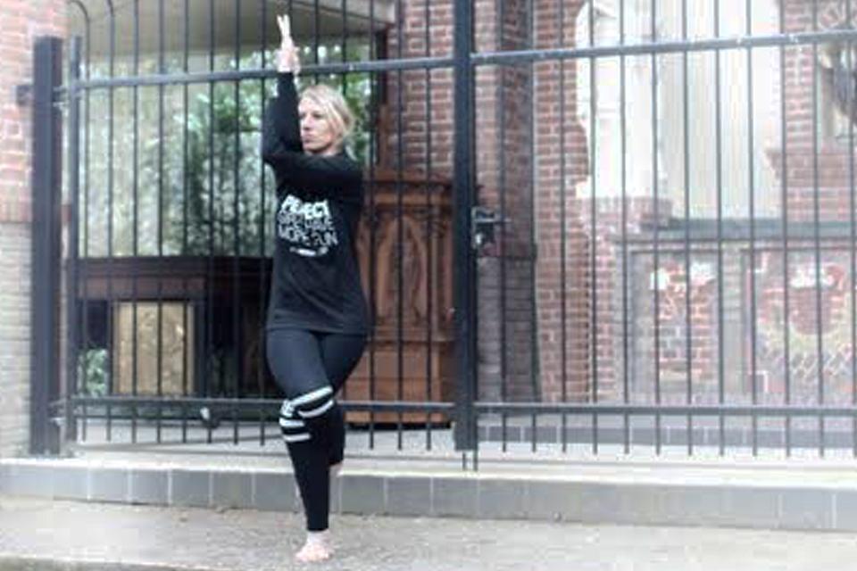 Yoga Challenge dag 4