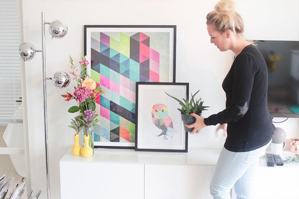Decoratie tips: 7 tips om te decoreren als een professional