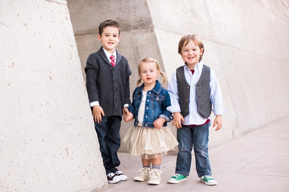 De middelste van het gezin - Een nadeel of voordeel?