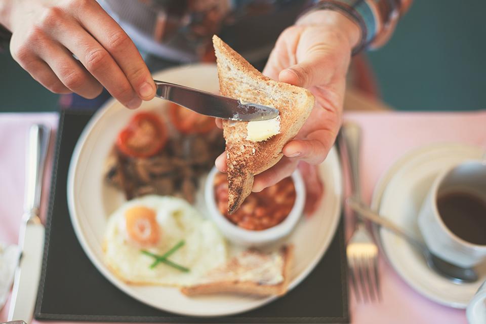 6 tips voor een snel ontbijt