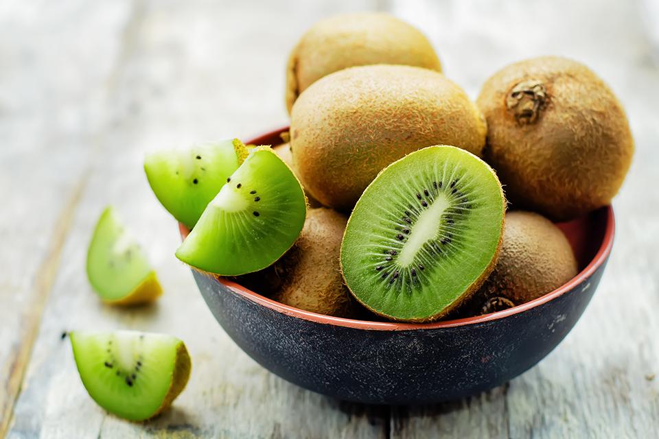 Gezond fruit - De geheimen van de kiwi