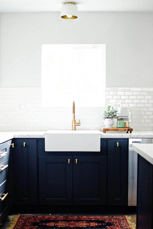 Iets Nieuws Gouden kraan in de keuken - Moet je doen! | ThePerfectYou.nl BX55