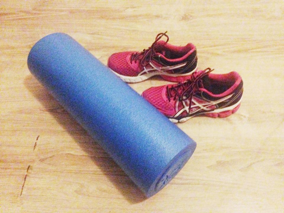 Last van spierpijn? Gebruik de foam roller!