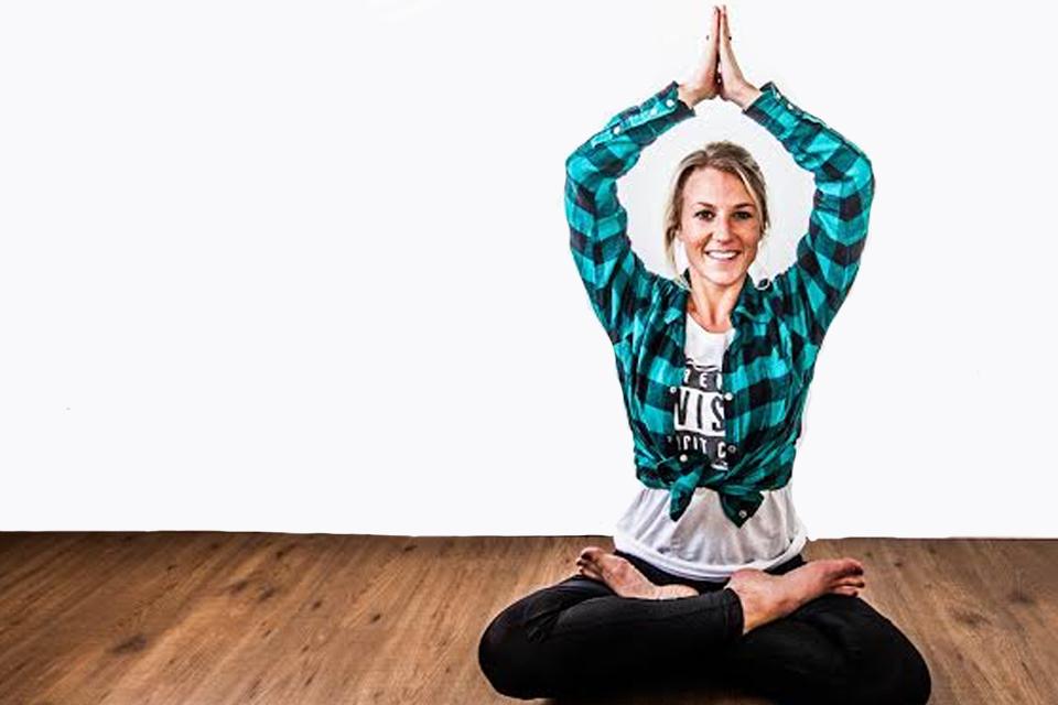 Simpele yoga oefeningen voor heel de week
