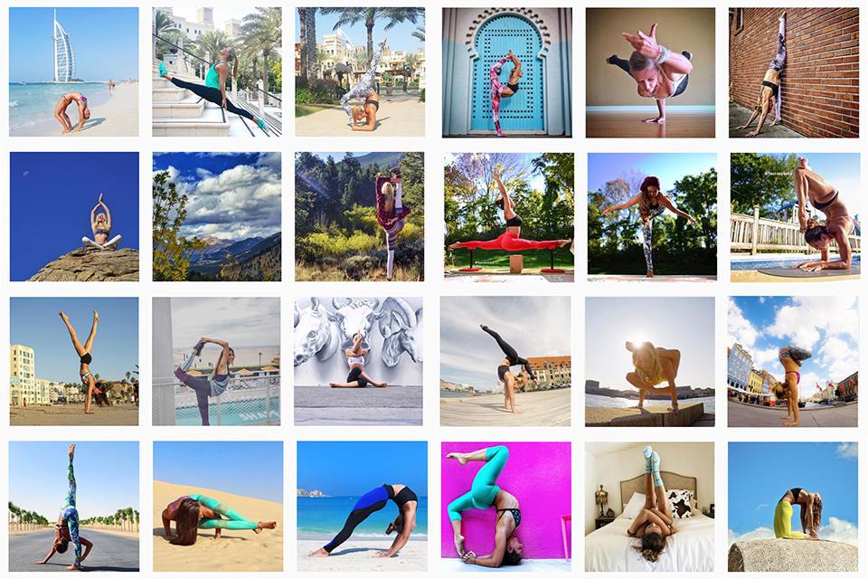14 yoga accounts die je moet volgen