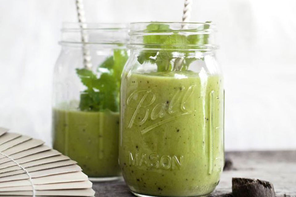 Mason Jar - De weckpot voor jouw smoothie!