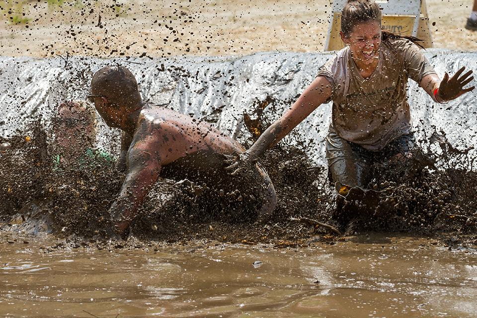 Bootcamp Mud Masters | Durf jij het aan?