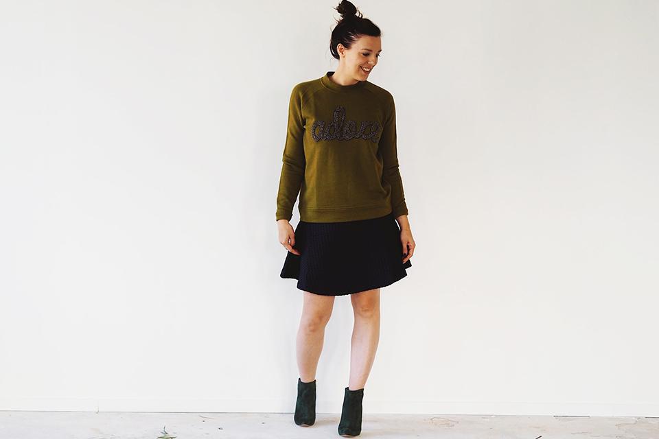Outfit Of The Day | Een trui kan heel sexy zijn!