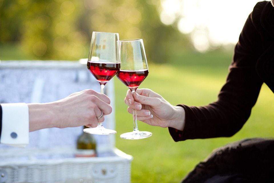 Yoga voor wijnliefhebbers! De perfecte combi