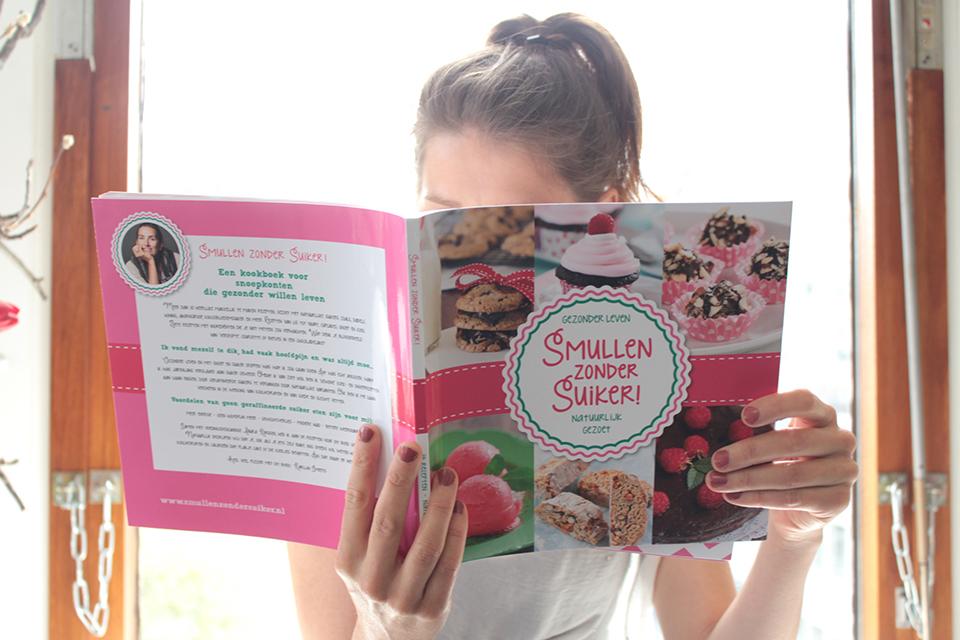WIN het kookboek Smullen Zonder Suiker