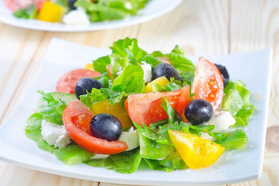 Hoe maak je de perfecte salade het hele jaar door?