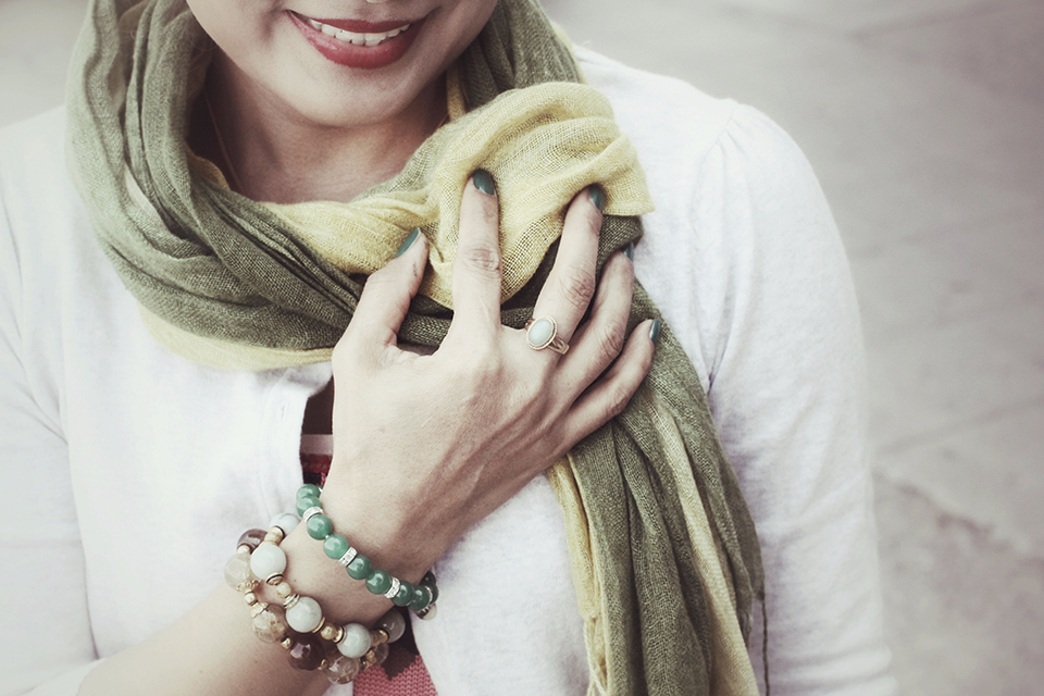 Hoe draag je een sjaal - 25 manieren!
