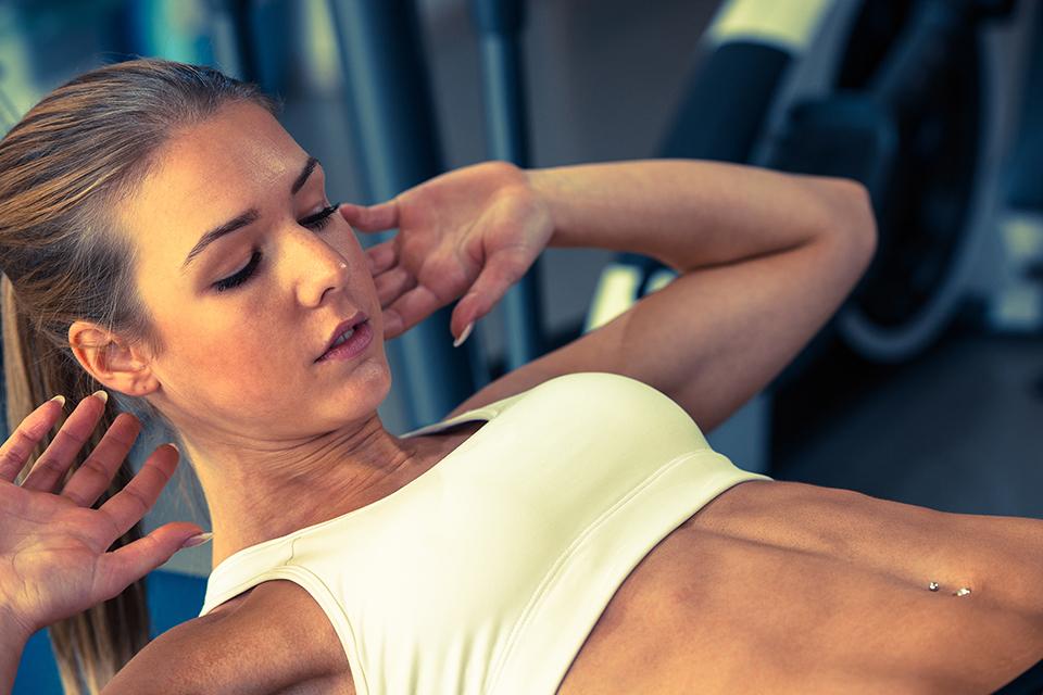 Kun je sporten tijdens je menstruatie?