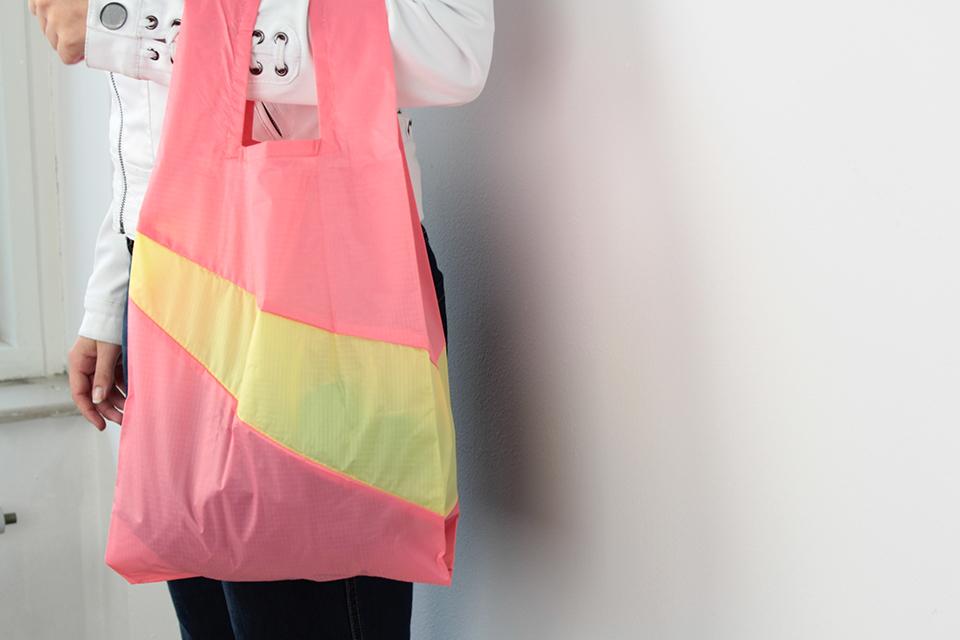 De plastic tas maakt plaats voor een hippe en duurzame variant!