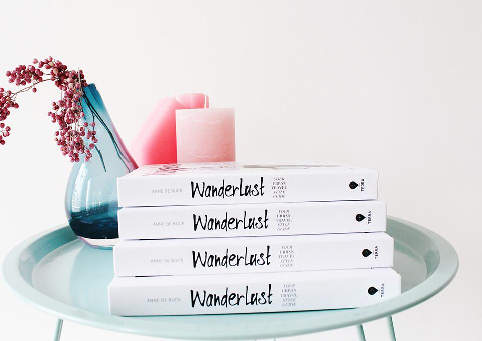 Wanderlust: hét reisboek voor de moderne traveller