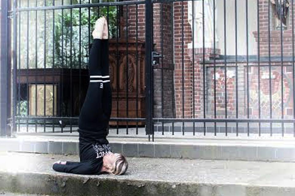 Yoga Challenge dag 5