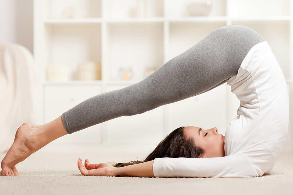 Yoga tegen Rugpijn | Interview